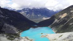 A view of all three Joffre Lakes Joffre Lakes Provincial Park BC Canada [3264 x 1836] #reddit