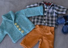 """Boy Doll Clothes1.jpg Doll Clothes by Phoebe and Egg for her 23"""" dolls"""