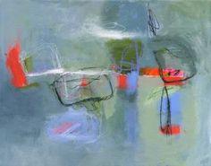 "Saatchi Art Artist Linda O'Neill; Painting, ""Wild Playground"" #art"