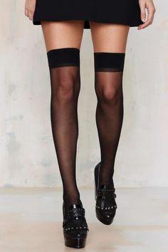 Chantelle Thigh-High Socks