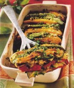 gratin di verdure ricetta