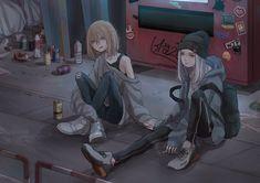 Character Aesthetic, Aesthetic Anime, Aesthetic Art, Character Design, Anime Art Girl, Manga Art, Yuri Anime, Attack On Titan Anime, Sad Art
