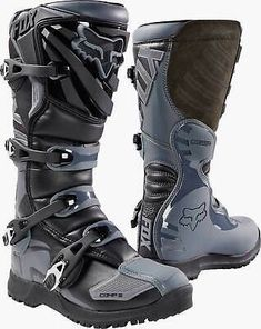 Search results for: 'fox racing comp 5 offroad mens motocross boots' Dirt Bike Boots, Mx Boots, Dirt Bike Gear, Motorcycle Boots, Fox Racing, Racing Bike, Riding Gear, Riding Boots, Offroad