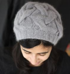 Ravelry: knittingowl's Cloudy Cables