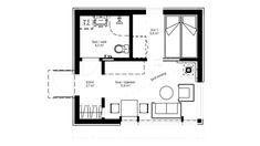 Parva Unum i Lynx-serien er liten og smart Lynx, Diagram, Floor Plans, Modern, Eurasian Lynx, Floor Plan Drawing, House Floor Plans, Jungle Cat