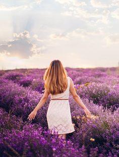 #purple #lavender #floral