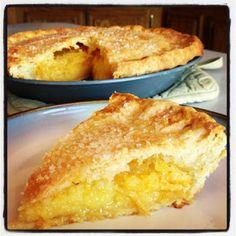 I Spy A Pie: #11: Shaker Lemon Pie