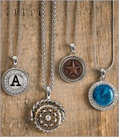 Necklaces by Ginger Snaps