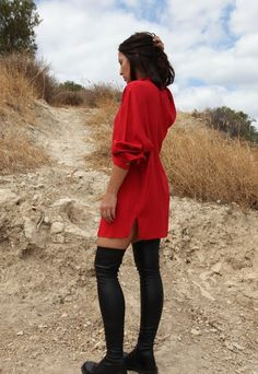Red shirt. | Mishka vntg | ASOS Marketplace
