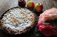 Mi caja de recetas: Tarta 'crumbled' de manzana de Berasategui