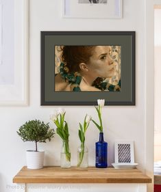 Green Snake with Woman Portrait Archival Giclee Print of Realistic Classic Oil Painting Female Eve Turquoise & Beige Large Wall Art Decor by JackieGomezFineArt on Etsy Woman Portrait, Female Portrait, Original Artwork, Original Paintings, Frame Display, Large Wall Art, Cool Artwork, Wall Art Decor, Etsy Store