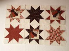 One of a Kind  24 Quilt Blocks  Vintage by KoopsKountryKalico, $47.99