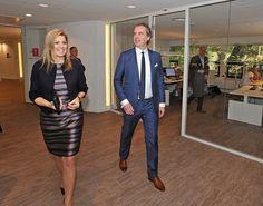 Koningin Máxima houdt toespraak bij G20 conferentie over inclusieve financiering in Wiesbaden | ModekoninginMaxima.nl