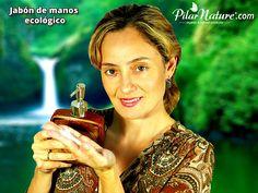 Receta de Jabón / gel casero ecológico realizado en 5 minutos por 1,70 €  by Pilar Nature. http://www.pilarnature.com/blog/?p=1506