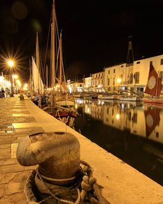 Cesenatico by night - Instagram by duranscape
