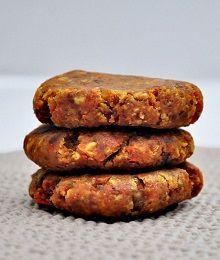 Biscoitos de Cenoura, sem gluten sem lactose #paleo #semlactose #semgluten