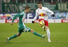 6-Punkte-Spiel gegen Rapid mit Handicap ⚽ Red Bull Salzburg ⚽ SALZBURG12.at