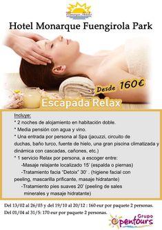| GRUPO OPENTOURS | . Hotel Monarque Fuengirola Park **** (Fuengirola, Málaga, Costa del Sol, Andalucía, España) ---- ESCAPADA RELAX 2018 - desde 160 € € por persona y paquete 2 noches ---- Información y Reservas en tu - Agencia de Viajes minorista - ---- Resto de condiciones en www.opentours.es ---- #hotelfuengirolapark #monarquefuengirolapark #fuengirola #monarque #escapadarelax #escapadas2018  #malaga #costadelsol #andalucia #verano2018 #escapadas #reservas #hoteles #vacaciones #estancias…