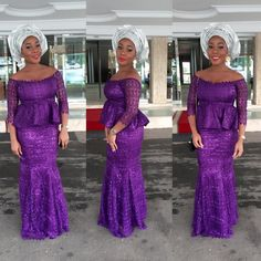 There is nearly no event without an Aso Ebi in recent times and this trend is obviously never leaving the Nigerian fashion world. One of the places you can find stylish and fashionable ladies slaying the Aso Ebi trend is at owambe parties.Having a sense of fashion is what truly defines class,...