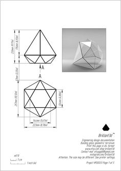 Stained Glass Lamps, Stained Glass Projects, Stained Glass Patterns, Origami, Terrarium Supplies, Terrarium Wedding, Papier Diy, Free To Use Images, Geometric Decor