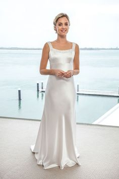 Head over Pearls from the Jules Bly S/S 2017 Collection Bridal Gowns, Wedding Dresses, Collections, Pearls, Fashion, Moda, Bridal Dresses, Bridal Dresses, Alon Livne Wedding Dresses