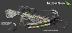 Parker Bows - ThunderHawk