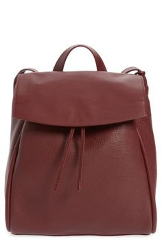 5fb846981c Skagen Skagen Ebba Leather Backpack available at  Nordstrom Drawstring  Backpack