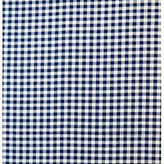 Sheetworld Gingham Check Fitted Bassinet Sheet Color: Royal