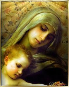The Virgin Mary with the Infant Jesus