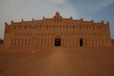 https://flic.kr/p/buGEEh | the great mud mosque in the bani in northern Burkina Faso, Sahel