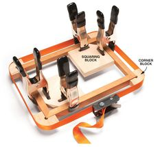 Inside/Outside Frame Clamping - Popular Woodworking Magazine
