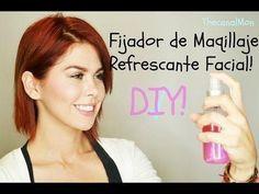 DIY: rubor y fijador de maquillaje caseros