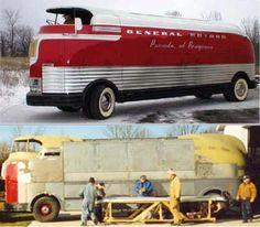 futurliner tandem tandem classic trucks and cars photoshopped pinterest. Black Bedroom Furniture Sets. Home Design Ideas