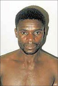 Known as the Wemmer Pan Killer, Cedric Maake is a serial killer from South Africa who committed 27 murders between 1996 and 1997. How He killed his victims with different instruments such as: guns, rocks, a knife and a hammer. In some cases he killed his victims with a rock, in others he shot them, and in others he murdered tailors with a hammer. He was convicted and sentenced to 27 life sentences.