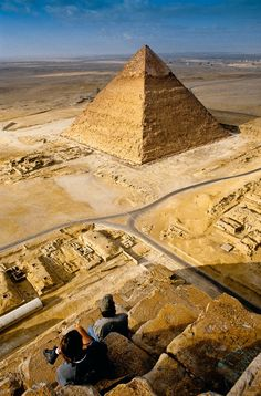 Pyramid of Khafre, Giza, Egypt