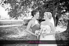 Bride & best friend :)