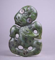 Tribal Art & Antiquities Tiki Totem, Polynesian Art, Nz Art, Maori Art, Totem Poles, Wallis, Antiquities, Tribal Art, Jade
