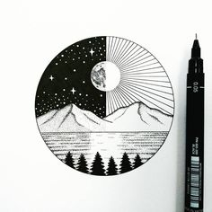 Drawing Doodles Sketches Making myself take the time to practice speed drawings alongside my current piece cos I've realised I am probably the slowest artist on… - Pencil Art Drawings, Easy Drawings, Drawing Sketches, Drawing Ideas, Drawing Quotes, Drawings Of Stars, Drawings Of Love, Tattoo Sketches, Tattoo Drawings