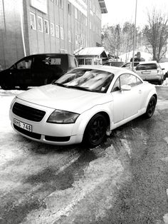 Audi TT winter