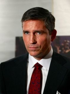 Here's my Person of Interest! Jim Caviezel