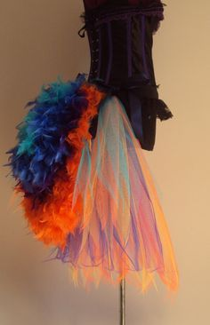 burlesque bird costume - Google Search