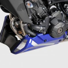 belly pan ermax for MT 09/FZ 9 2017