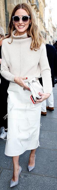 Olivia Women´s Fashion Style Inspiration - Moda Feminina Estilo Inspiração - Look - Outfit
