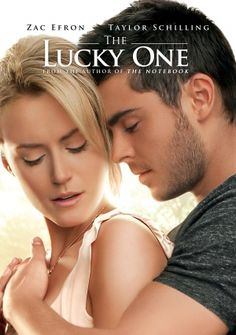 The Lucky One: Zac Efron, Taylor Schilling, Blythe Danner, Scott Hicks The Lucky One Movie, Love Movie, Movie Tv, Good Movies To Watch, Top Movies, Great Movies, Indie Movies, Taylor Schilling, Romance Movies