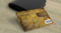 KKB - Credit Cards by Denis Espinoza, via Behance