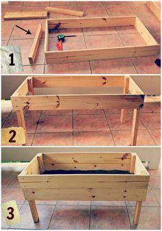 How to Build Garden Boxes 5 Styles and Tutorials Garden boxes