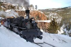 Durango-Cascade Canyon Winter Train-- look for kid stuff by grade on this site.. won't let you pin right to it.