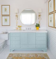 29 Interesting Yellow And White Bathroom Ideas. If you are looking for Yellow And White Bathroom Ideas, You come to the right place. Below are the Yellow And White Bathroom Ideas. Bathroom Artwork, Gold Bathroom, Ensuite Bathrooms, Modern Bathroom, Small Bathroom, Bathroom Renovations, Girl Bathrooms, Mirror Bathroom, Girl Bathroom Ideas