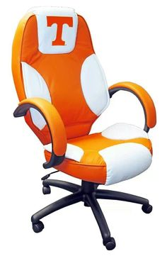 Tennessee Vols desk chair... Too cool!