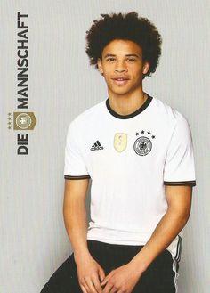 Leroy Sané. Die Mannschaft EuroCup 2016 Germany Squad, Germany Team, Germany Football Team, Football Soccer, German National Team, Fifa 2014 World Cup, Dfb Team, World Cup Winners, Manchester City
